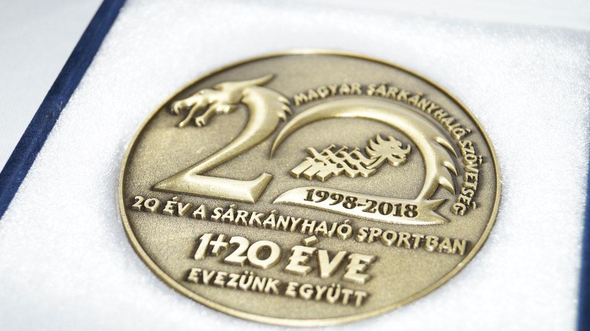 Magyar Sárkányhajó Szövetség 1+20 év 2019. 01. 17.