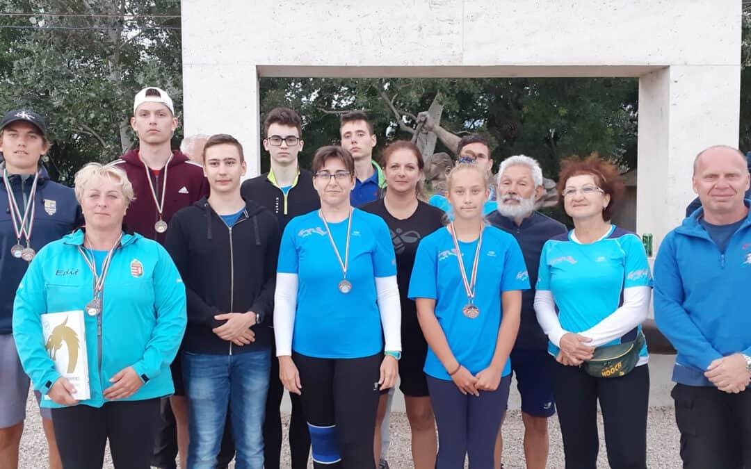 10 Dragon Steel érem az év első Magyar Bajnokságáról