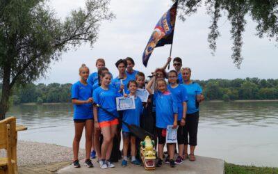Sárkányhajós ifjúsági tábor